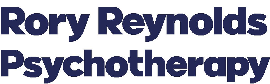 Rory Reynolds Psychotherapy